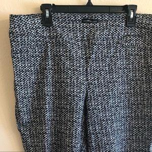 Crop pants; capris